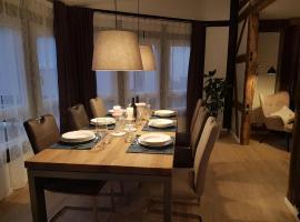Apartment Rose, Fritzlar (Unshausen yakınında)
