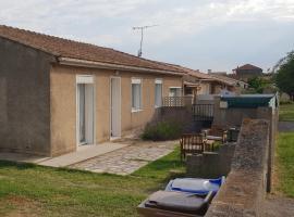 Villa Plein Pied 3 chambres, Loupian (рядом с городом Villeveyrac)