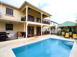 Sungold House Barbados, Saint Peter (Speightstown yakınında)
