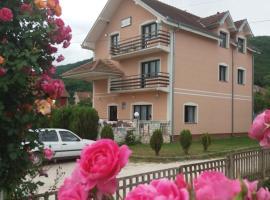 Bed and Breakfast Mil Mare, Zubin Potok (Near Mitrovica County)