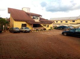 Cintia Garden Hotel, Enugu