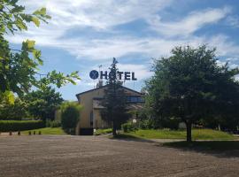 Au Mont Brouilly, Quincié-en-Beaujolais (рядом с городом Odenas)