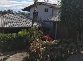 la casa de juancho, Ambato (Montalvo yakınında)
