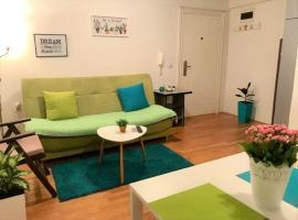 Regina's Park Studio Apartment