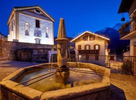 Casa Cadore, Lozzo Cadore (Lorenzago yakınında)