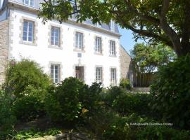 Montevella Chambre d'Hotes, Guissény (рядом с городом Kerdamiet)