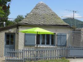 La P'tite Maison, Saint-Hostien (рядом с городом Le Pertuis)