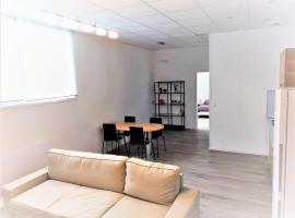 Appartement neuf 60 m² bourg de Carantec
