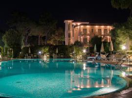 Hotel Villa Elsa, Marina di Massa