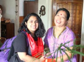 Mansarover Home Stay, Kalimpong (рядом с городом Māngwa)