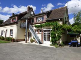 La Fontainoise, Fontaine-sur-Somme (рядом с городом Hangest-sur-Somme)