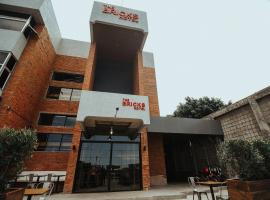 The Bricks Hotel, Dumaguete