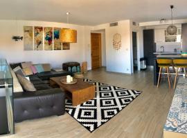 Appartement T3, Монтичелло
