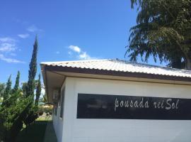 Pousada Rei Sol, São João da Barra (Boa Vista yakınında)