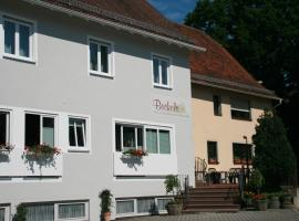 珀斯特宾馆, Falkendorf