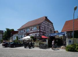 Gasthaus & Pension Zur guten Quelle, Molsdorf (Ichtershausen yakınında)