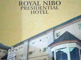 Royal Nibo Presidential Hotel, Odi