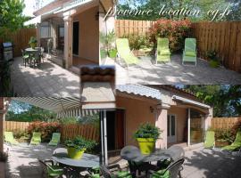 Provence 's Home Mamoue, Le Puy-Sainte-Réparade (рядом с городом Les Durands)