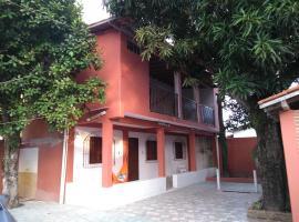 Casa do Mineiro, Nova Viçosa (Caravelas yakınında)
