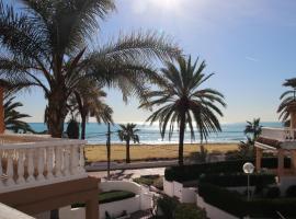 Casa de Playa en Urbanización de Lujo en Valencia, Las Canteras (La Torre yakınında)