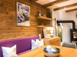 Kirchberg Design Suite, Kirchberg in Tirol (Krinberg yakınında)
