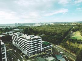 Brand New Apartment with Absolute Park View in Sydney Olympic Park