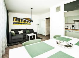 Apartment am Bahnhof