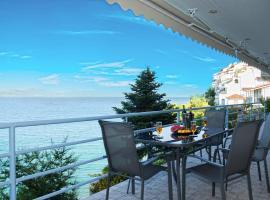 Kiveri Luxurious Seaside Apartment, Астрос (рядом с городом Паралион Астрос)