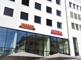 Hotel Astoria, Solothurn (Oberdorf yakınında)