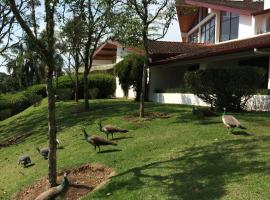 Spa Viktoria Garten, Itapecerica da Serra (Near Embu-Guaçu)