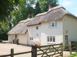 River Cottage at Athelhampton, Дорчестер (рядом с городом Woodsford)