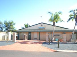 South Hedland Motel, South Hedland (Port Hedland yakınında)