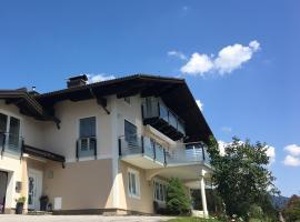 Ferienwohnung Windhof, Abtenau (Pichl yakınında)