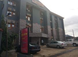 The Cullen Hotels, Kaduna (рядом с регионом Zaria)