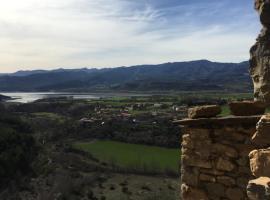 Casa Pereforn, Aramunt (Abella de la Conca yakınında)