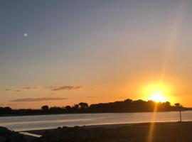 Sunrise, Leucate