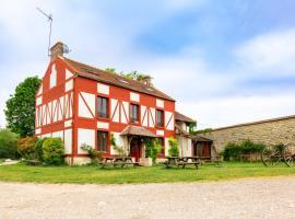 Chambres au Domaine de Seraincourt, Seraincourt (рядом с городом Avernes)