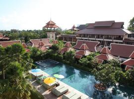 Siripanna Villa Resort, Chiang Mai