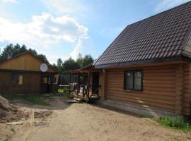 House in Yanova, Miyory (Vyerkhnyadzvinsk yakınında)