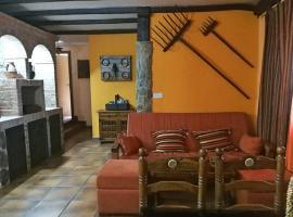 Casa Rural La Presa, Valdeobispo