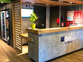 Ibis Budget Le Havre Les Docks