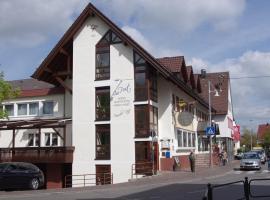 Hotel Gaststätte zur Post, Weilheim an der Teck (Aichelberg yakınında)