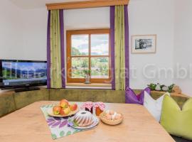 Urlaub am Bauernhof Weissbacher Apartments