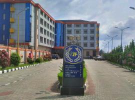 Warri Wetland Hotel, Warri (Near Uvwie)