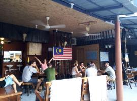 Agosto Taman Negara Hostel, Kuala Tahan