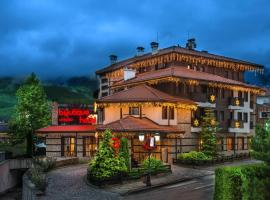 Boutique Hotel Uniqato, Bansko