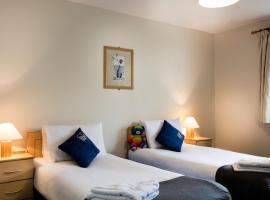 Quality Hotel Youghal Apartments, Йол (рядом с городом Ballymacoda)