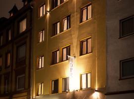 Hotel Arena Messe Frankfurt