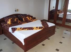 Hotel FR Palace Tourbillon, Cotonou (Regiooni Sèmè-Kpodji lähedal)