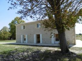 Gite Loirac, Jau-Dignac-et-Loirac (рядом с городом Queyrac)
